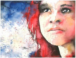 portrait. by ferdfailano