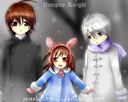 Vampire Knight Kids by Eeveelutionarii