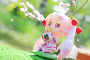 Pretty Sakura by Awesomealexis1