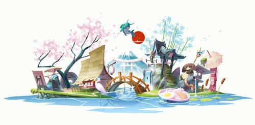 TOKAIDO by naiiade