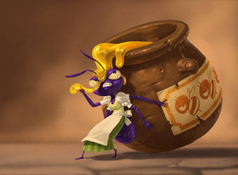 honey by naiiade