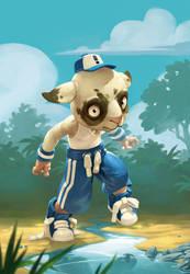 L'agneau by naiiade