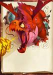 Dragon by naiiade