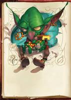 Goblin by naiiade