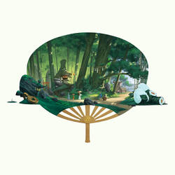 The Art Of Tokaido by naiiade