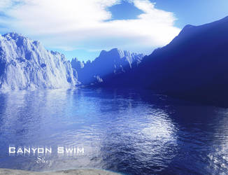 Canyon Swim by Solaris5150
