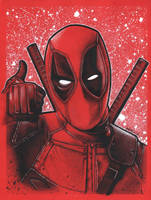 Deadpool (2016) by MisunderstoodTim