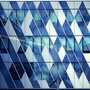 Architectural Geometries by SenhArt