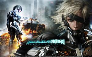  :  REVENGEANCE  :  HD WALLPAPER  :  by PokeTheCactus