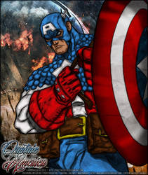 The Star Spangled Man by PokeTheCactus