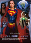 Superman Lives poster  by theaven