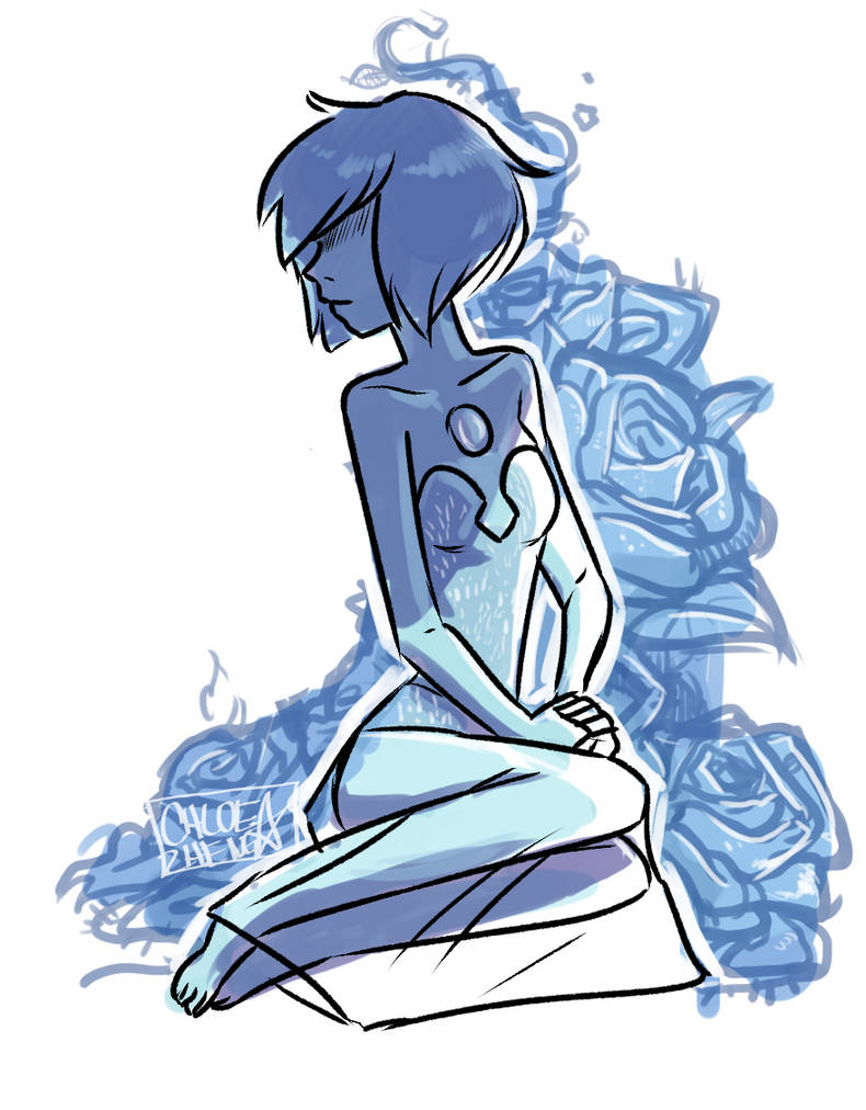 I quick blue pearl for my leisure, I like how it turned out! should I do one for Yellow Pearl or our Pearl?