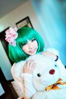 Macross F - Just Smile by mikiikun