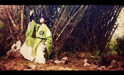 Touken Ranbu - Sunlight by mikiikun