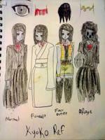 Kyoko New Profile  by MashiManxxx