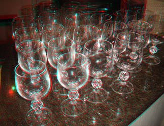 Goblets - Christmas 3D by Dinamicasso