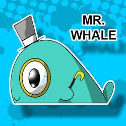 MR.WHALE by LooseId
