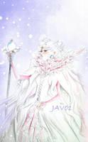 Usagi sailor moon -Queen Cosmos by zelldinchit