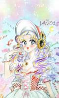 Sailor Candy -usagi tsukino by zelldinchit