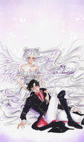serenity and endymion - eternal dream by zelldinchit