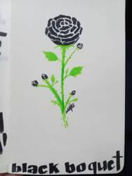 Black Boquet by Uniquelypeculiar