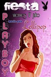 Playboy poster by Eydas