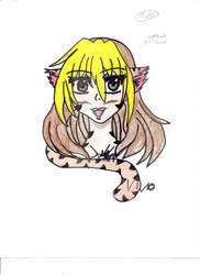 023 cat by ElvenHottie2006