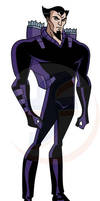 Merlyn - Justice League Unlimited by JTSEntertainment