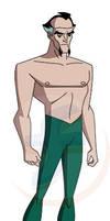 Ra's al Ghul - Superman: the Animated Series by JTSEntertainment