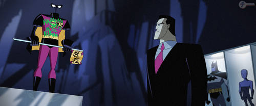 Batman v Superman DCAU - Robin's Memorial by JTSEntertainment