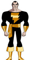 Black Adam - Justice League Unlimited by JTSEntertainment