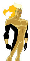 Waverider - Justice League Unlimited by JTSEntertainment