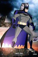 UNITE 2001 - Batman by JTSEntertainment