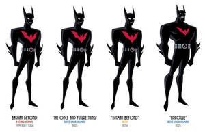 Batman Beyond - BB Variations by JTSEntertainment