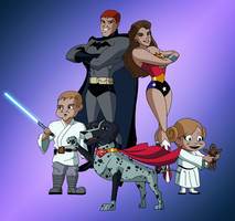 The Dalton Family | COMMISSION by JTSEntertainment