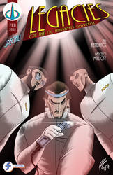Legacies of the DCAU - Powers That Be by JTSEntertainment