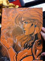 Jean Grey Phoenix by thejeremydale
