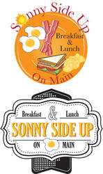Sonny Side Up Logos by enteringmymind