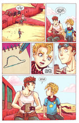 DON'T MISS THE LITTLE PRINCE IN COMIC BOOK FORMAT! by STONEBOT