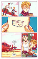 THE LITTLE PRINCE IS NOW A COMIC BOOK! by STONEBOT