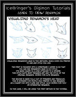 Digimon tutorials -renamon 03 by IceRenamon