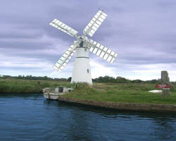 Windmill by creationbooth