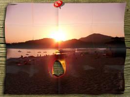 Turkey-sunset by creationbooth