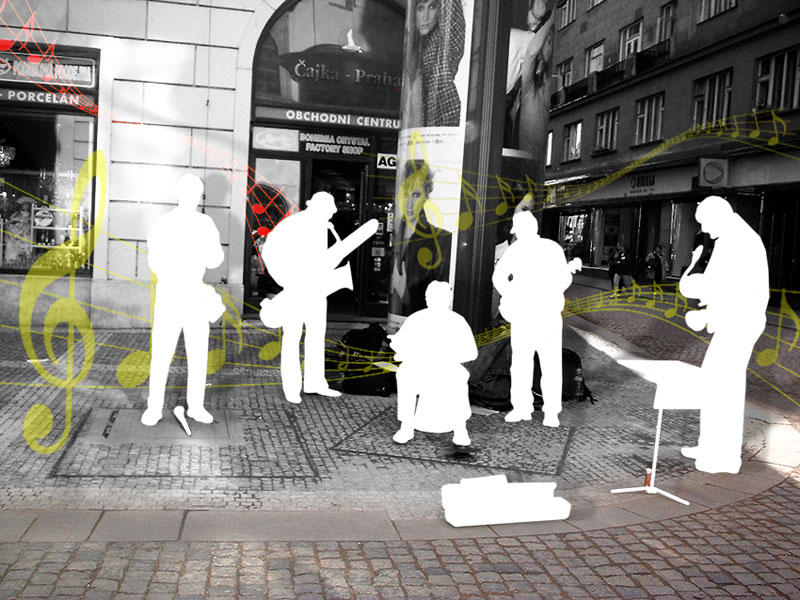 Prague-music by creationbooth