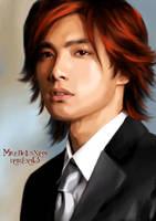Mike He Jun Xiang by darena13
