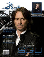 SGU Sci-Fi Magazine Cover by Barbossamonkey