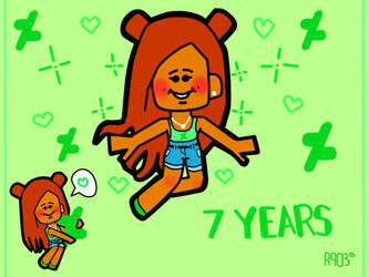 7 Years by raegan903