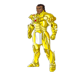 Armored Solar 01 by danelsan