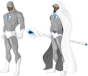 Silver Oracle by danelsan