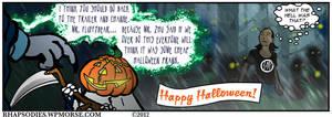 Happy Halloween! by wpmorse